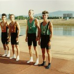 PRVENSTVO HRVATSKE 1992., 2-LSMA, 2. mjesto, Branko Ducak, Mario Hiveš