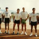 PRVENSTVO HRVATSKE 1992., 2-V, 1. mjesto, Mladen Predrijevac, Ivica Bilandžic
