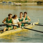PRVENSTVO HRVATSKE 1992., 4+SMA, 2. mjesto, Davor Šubic, Denis Ambruš, Miroslav Erceg, Zlatko Buzina, Zoran Adamovic (kormilar)