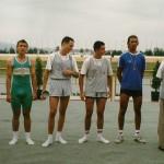 PRVENSTVO HRVATSKE 1993., 2-JMA, 2. mjesto, Goran Radočaj, Tomislav Antolić