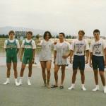 PRVENSTVO HRVATSKE 1993., 2-JMB, 2. mjesto, Hrvoje Kern, Krešimir Hlede