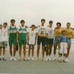 PRVENSTVO HRVATSKE 1993., 2+SMA, 2. mjesto, Igor Velimirović, Goran Mihovilović, Zoran Adamović (kormilar)