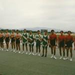 PRVENSTVO HRVATSKE 1993., 4xLSMA, 1. mjesto, Mario Hiveš, Damir Rajle, Danko Belobrajdic, Branko Ducak