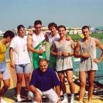 PRVENSTVO HRVATSKE 1994., 2-JMA, 1. mjesto, Igor Francetic, Hrvoje Kern