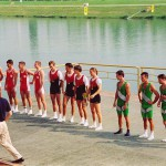 PRVENSTVO HRVATSKE 1994., 4xLSMA, 3. mjesto, Mario Hiveš, Damir Rajle, Danko Belobrajdic, Branko Ducak
