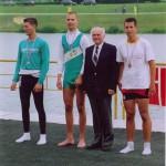 PRVENSTVO HRVATSKE 1995., 1xJMB, 1. mjesto, Dubravko Hlede