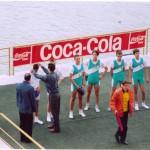 PRVENSTVO HRVATSKE 1995., 2-JMB, 1. i 3. mjesto, Renato Tripalo. Dean Šušak (1.); Hrvoje Kekez, Goran Pavlek (3.)
