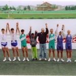 PRVENSTVO HRVATSKE 1995., 2+SMA, 1. mjesto, Igor Velimirovic, Davor Šubic, Silvijo Petriško (kormilar)