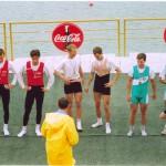 PRVENSTVO HRVATSKE 1995., 2xLSMA, 3. mjesto, Mario Hiveš, Damir Rajle
