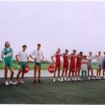 PRVENSTVO HRVATSKE 1995., 4+JMA, 2. mjesto, Igor Drvodelic, Boris Rihtar, Berislav Kern, Hrvoje Kern, Silvijo Petriško (kormilar)