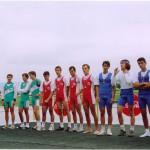 PRVENSTVO HRVATSKE 1995., 4xLSMA, 2. mjesto, Damir Rajle, Mario Hiveš, Goran Radocaj, Ante Brozovic