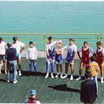 PRVENSTVO HRVATSKE 1996., 2+SMA, 2. mjesto, Igor Velimirovic, Goran Mihovilovic, Silvijo Petriško (kormilar)