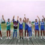 PRVENSTVO HRVATSKE 1997., 2+SMA, 2. mjesto, Krešimir Hlede, Igor Velimirovic, Silvijo Petriško (kormilar)