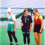 PRVENSTVO HRVATSKE 1998., 1xJŽB, 2. mjesto, Ana Vuzdaric