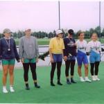 PRVENSTVO HRVATSKE 1998., 2xJŽB, 2. mjesto, Ana Biondic, Ana Vuzdaric