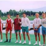 PRVENSTVO HRVATSKE 1998., 2xKMA, 1. mjesto, Kristijan Karlovic, Dino Šug