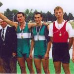 PRVENSTVO HRVATSKE 1999., 2-JMB, 1. mjesto, Kristijan Karlović, Dino Šug