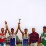 PRVENSTVO HRVATSKE 1999., 2-LSMA, 3. mjesto, Domagoj Vidović, Branko Dučak