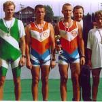 PRVENSTVO HRVATSKE 1999., 2xLSMA - 2. mjesto, Domagoj Vidović, Branko Dučak