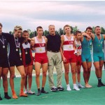 PRVENSTVO HRVATSKE 2001., 2+JMA, 3. mjesto, Kristijan Karlović, Dino Šug, Dario Šimić (kormilar)