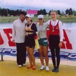 PRVENSTVO HRVATSKE 2004., 1xLJŽA, 1. mjesto, Paula Šuk