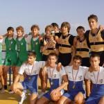 PRVENSTVO HRVATSKE 2005., 4xJMB, 2. mjesto, Mihael Britvec, Antonio Dujmović, Mislav Jelaković, Luka Postružin