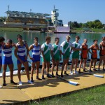 PRVENSTVO HRVATSKE 2006., 4xJMA, 1. mjesto, Antonio Dujmović, Mislav Jelaković, Luka Postružin, Borna Škovran