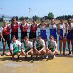 PRVENSTVO HRVATSKE 2007., 4xSMA, 3. mjesto,Mihael Britvec, Antonio Dujmović, Mislav Jelaković, Luka Postružin