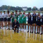PRVENSTVO HRVATSKE 2010., 4xKMA, 1. mjesto, Jakov Šuk, Josip Bobinac, jakov Tkalčić, Leo Levec
