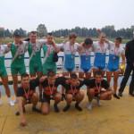 PRVENSTVO HRVATSKE 2014., 4xJMB, 2. mjesto, Lovro Tvrtković, Karlo Habuda, Patrik Farkaš, Filip Lesić