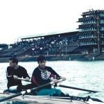OLIMPIJSKE IGRE, Barcelona 1992., 2 - SM, Zlatko Buzina (VK Croatia), Marko Perinović (VK Jadran Zadar), 10. mjesto