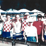 NATIONS CUP, Milano, 1997., 4 + SMB, Igor Francetić (VK Croatia), Marko Dragičević (VK Jadran ZD), Vjekoslav Bobić (VK Jadran ZD), Marin Perinić (VK Jadran RI), kormilar: Silvijo Petriško (VK Croatia), 1. mjesto