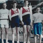 SVJETSKO JUNIORSKO PRVENSTVO, München,1994., 2 - JMA, Igor Francetić, Hrvoje Kern, 3. mjesto