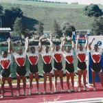 SVJETSKO SENIORSKO PRVENSTVO, Luzern, 2001., 8 + SM, Oliver Martinov (HAVK Mladost),  Damir Vučičić (HVK Gusar), Tomislav Smoljanović (HAVK Mladost), Nikša Skelin (HVK Gusar), Siniša Skelin (HVK Gusar), Krešimir Čuljak (VK Croatia), Igor Boraska (HVK Gusar), kormilar: Silvijo Petriško (VK Croatia), 2. mjesto